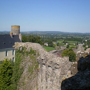 A view from the Keep