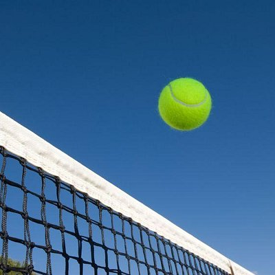 a tennis experience under the Greek blue sky!