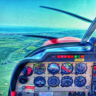 A flight around Ashford