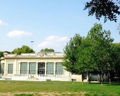 Milano, Parco Formentano, Palazzina Liberty
