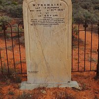 W Tremaine d. 11.06.1888  aged 68