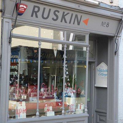 Ruskin, Whitstable