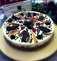cheese cake cassata siciliana