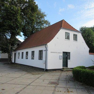 Grindsted Museum, set fra gågaden