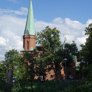 Sankt Johanneskyrkan, Göteborg