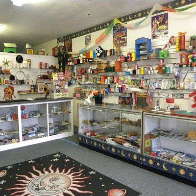 magic shop in Branson