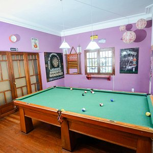 Pool Table Arequipay Backpackers Hostel