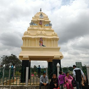 Kempegowda tower, Lalbagh gardens