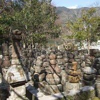長野瀬一族の墓