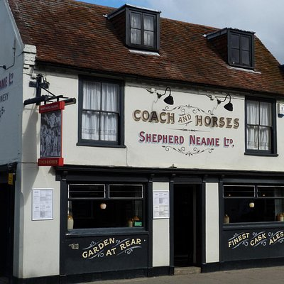 Coach & Horses, Whitstable
