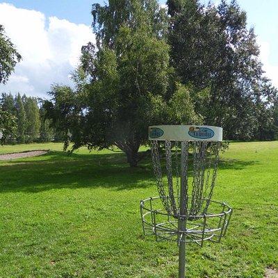 Mukkula frisbee golf park, Lahti