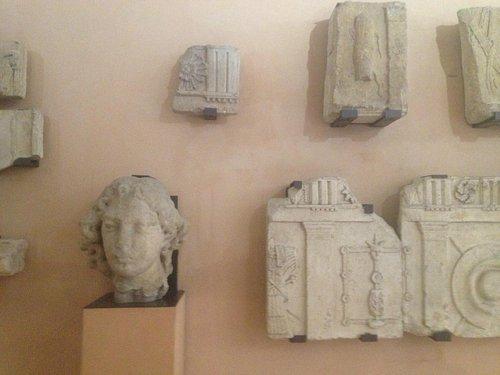 museo lapidario estense palazzo dei musei
