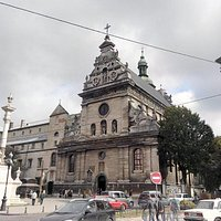 Церковь Св. Андрея Первозванного