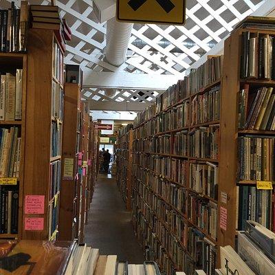 Favorite book store in B'ham