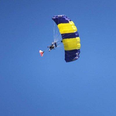 Skydiving 9/13/15