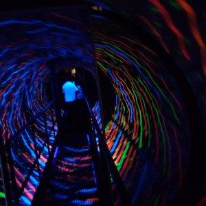 Оптические иллюзии - тоже часть экспозиции