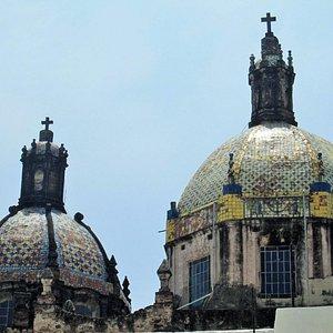 Convent domes