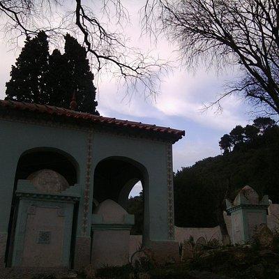 La tombe de SidAhmed Elkbir, Fondateur de la ville de Blida