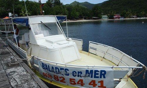 le bateau de Ti' Louis