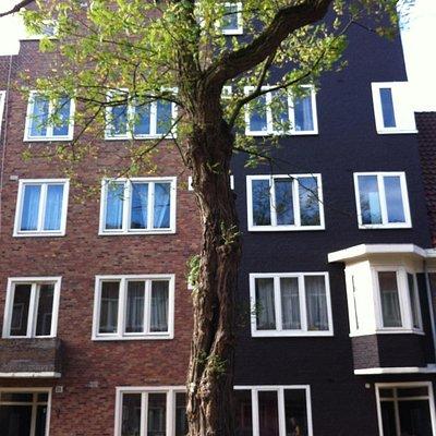 Typical Amsterdam School architecture.