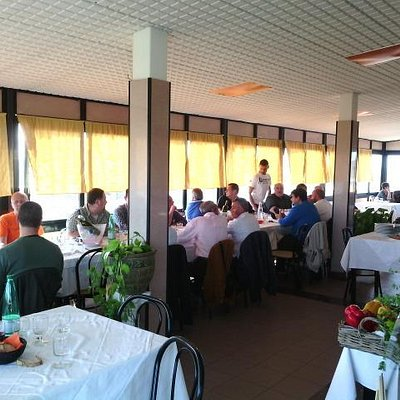 La Bicocca Sala ristorante