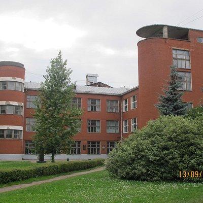 корпус академии