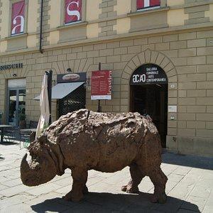 Galleria Communale d arte contemoranea