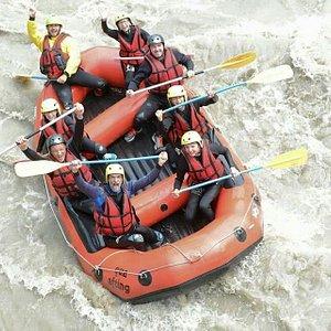 Aqua Rafting