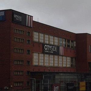 Cityside.