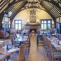 Fireside Grill Main dining room