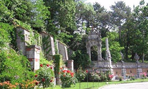Часть парка