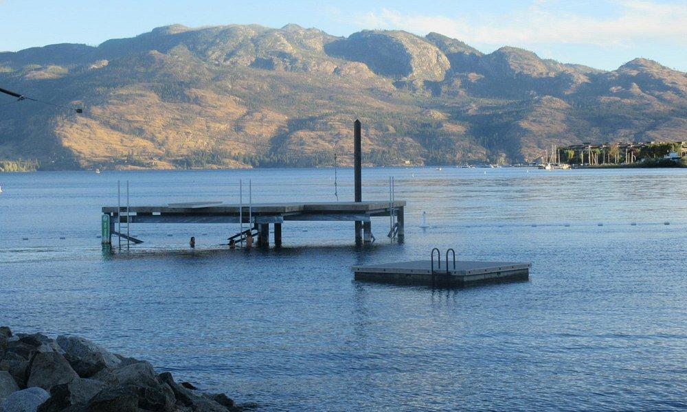 Gellatly Bay Aquatic Park, West Kelowna, British Columbia