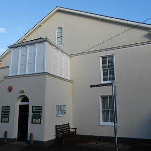 Dawlish Museum Entrance