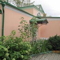 Внутренний двор особняка