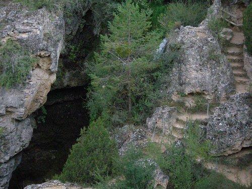 Cascada Batida/Molino Viejo - Calomarde