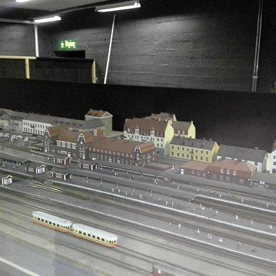 Station area