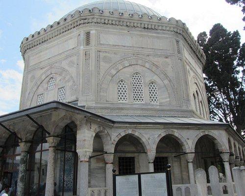 Мавзолей султана Сулеймана I Кануни
