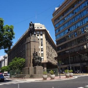 Monumento Julio Argentino Roca.