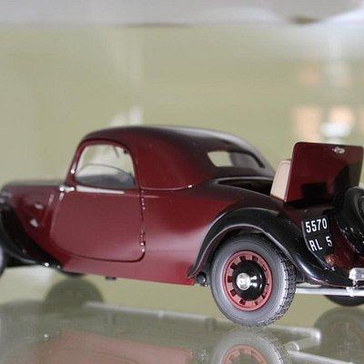 Museu Didático da Miniatura Automóvel