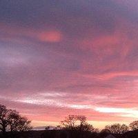Beautiful Tavistock Sunset