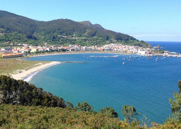 Bahía de Cariño, desde el Monte Masanteo