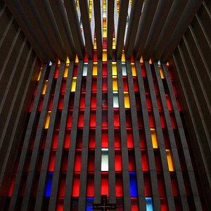 Kirkelandet Church - Interior