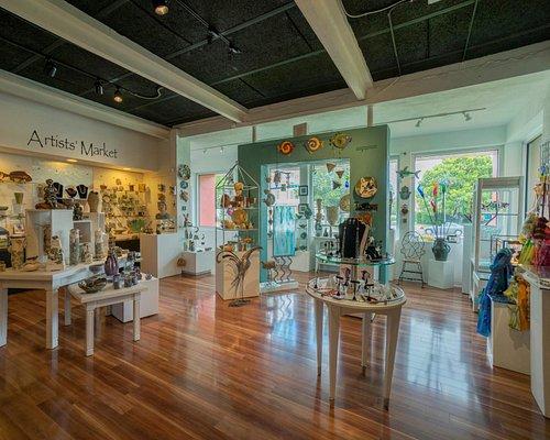 Artists' Market Gift Shop at ArtCenter Manatee