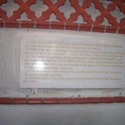 la storia della chiesa