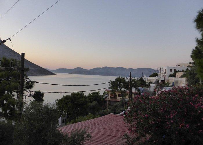 Utsikt av en liten del av Massouri