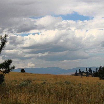 Blue Mountain Rec Area