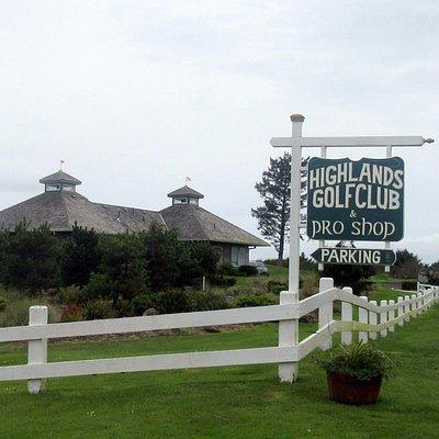 The Highlands Golf Club, Gearhart, Oregon