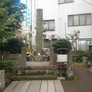 近藤勇と土方歳三の墓