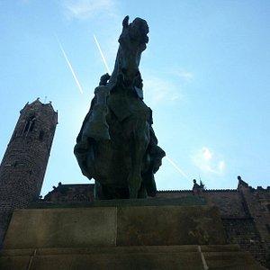 Statua graziosa