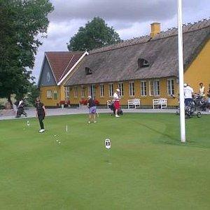 Maribo golfklub øvelser